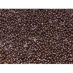 10 Grams 15-457 Miyuki Met. Dark Bronze Seed Beads