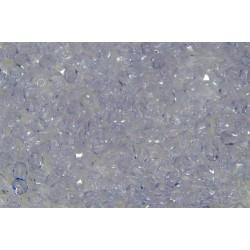 100 Pack 3mm Alexandrite Czech Fire Polished Crystals