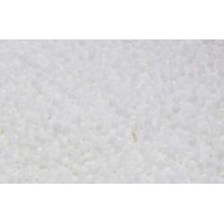 10 Grams 15-402 Miyuki Op. White Seed Beads