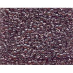50 Grams 11-142 Miyuki Tr Smoky Amethyst Seed Beads