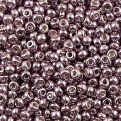 25 Grams 11-1062D Miyuki Galv. Dusty Mauve Seed Beads