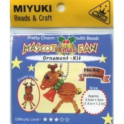 Miyuki Mascot Christmas Reindeer Kit