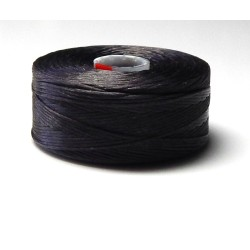 C-Lon D Char. Grey Beading Thread