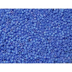 10 Grams DB0881 Matte Op Periwinkle AB 11 Delica Beads