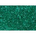 12 Grams Emerald Super Duo Beads