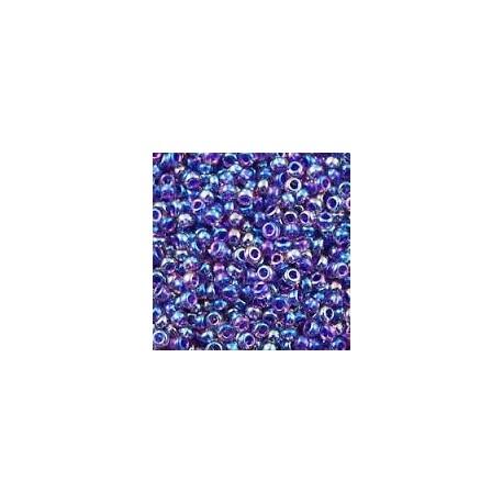 10 Grams 15-356 Miyuki Purple Lined Amethyst AB Seed Beads