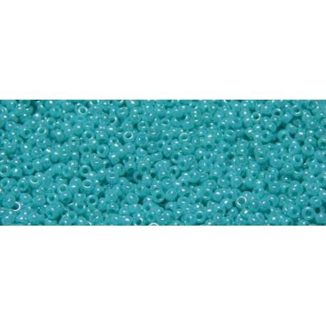 10 Grams 15-435 Miyuki Teal Opal Seed Beads