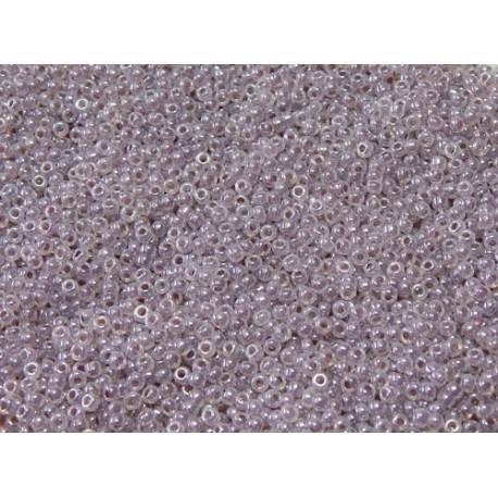 50 Grams 11-546 Miyuki Dusty Mauve Ceylon Seed Beads