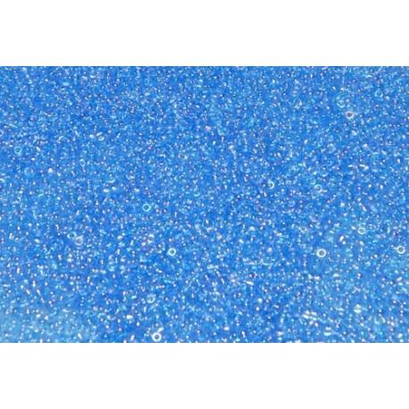 50 Grams 11-299 Miyuki Pale Sapphire AB Seed Beads
