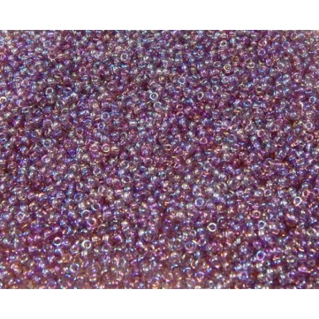 50 Grams 11-256 Miyuki Tr Smoky Amethyst AB Seed Beads