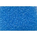 50 Grams 11-148 Miyuki Tr Aqua Seed Beads