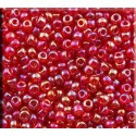 50 Grams 11-254 Miyuki Berry Gold TR Rainbow Seed Beads