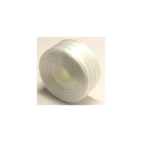 C-Lon D White Beading Thread