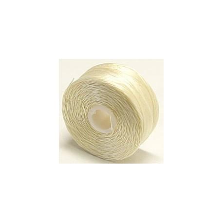 C-Lon D Cream Beading Thread