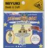 Miyuki Mascot Christmas Angel Kit