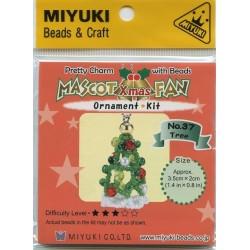 Miyuki Mascot Christmas Tree Kit