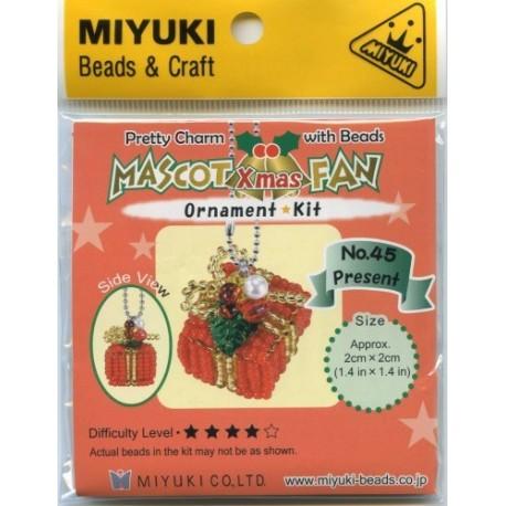 Miyuki Mascot Christmas Present Kit