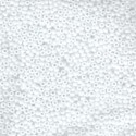 50 Grams 11-402 White Seed Beads
