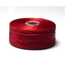 C-Lon D Red Beading Thread
