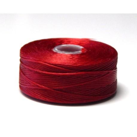 C-Lon D Red Beading Thread