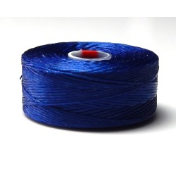 C-Lon D Royal Blue Beading Thread