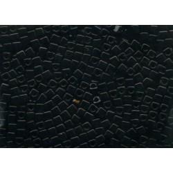 12 Grams 1.8 mm Miyuki SB18-401 Black Cube Beads
