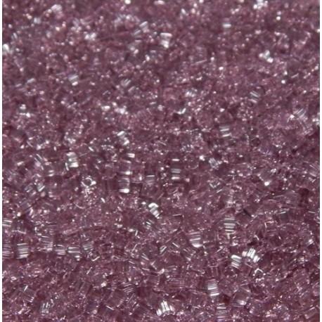 12 Grams 1.8 mm Miyuki SB18-142 TR Smoky Amethyst Cube Beads