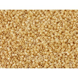 10 Grams DB0205 Lt. Caramel Ceylon 11 Delica Beads
