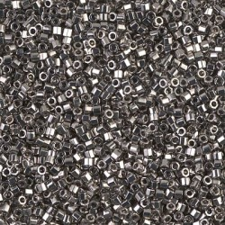 10 Grams DBC-0021 Miyuki Nickel Plated Size 11 Delica Beads