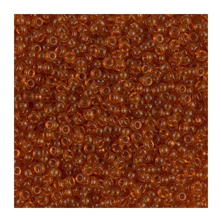 50 Grams 11-133 TR Topaz Miyuki Seed Beads